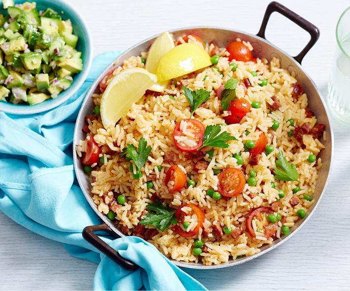 chorizo fried rice recipe