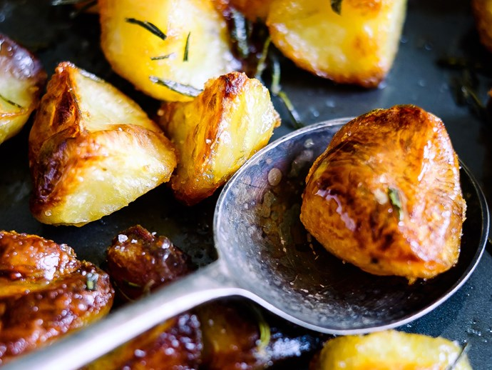 How to make the best-ever roast potatoes