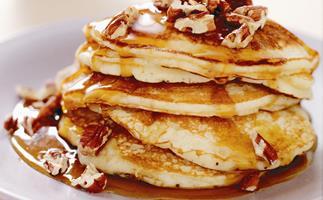 easy banana pancakes recipe