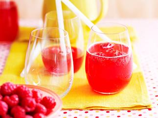 raspberry punch recipes non alcoholic