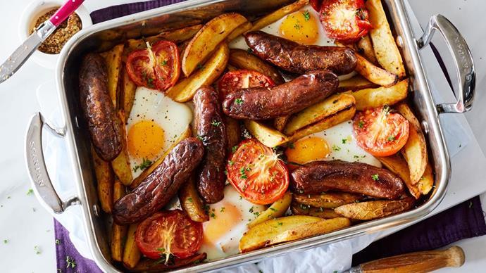 Hangover breakfast recipe ideas nz