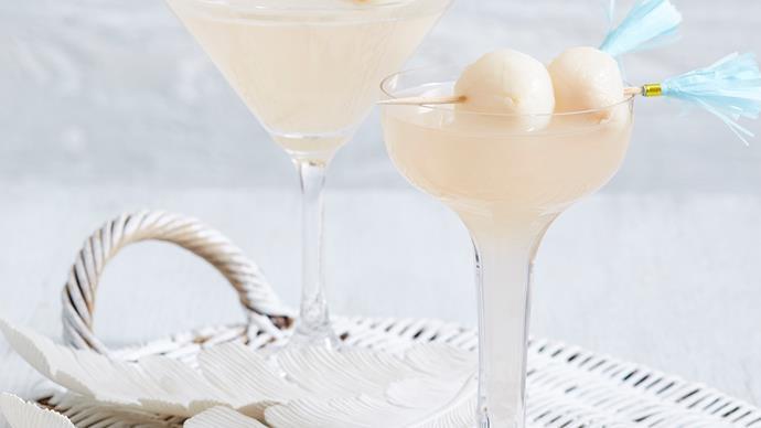 lychee martini recipe australia