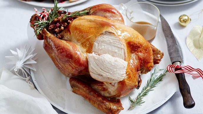 turkey stuffing australia