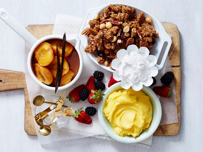 granola brunch recipes