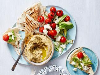 mediterranean breakfast ideas