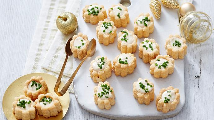 quick and easy vol au vent fillings