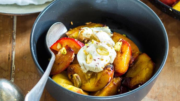 Nectarine recipes