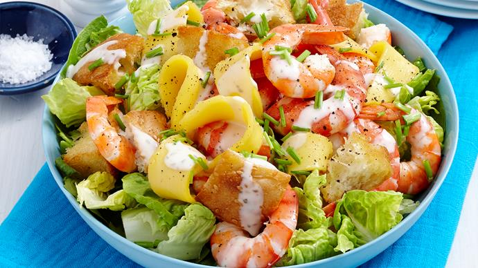 prawn and mango salad recipe