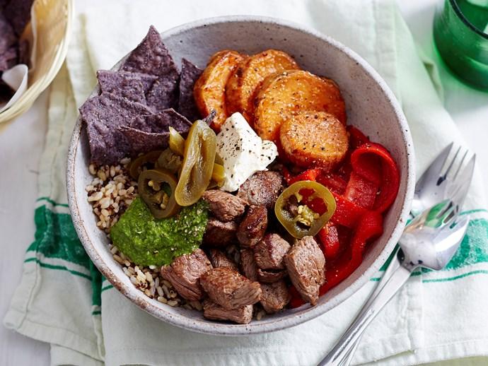 poke bowl recipe beef