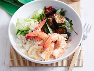 poke bowl recipe shrimp