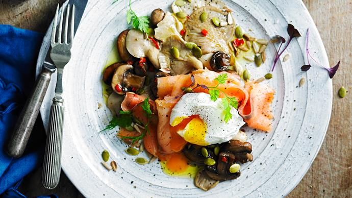 Stunning smoked salmon recipes