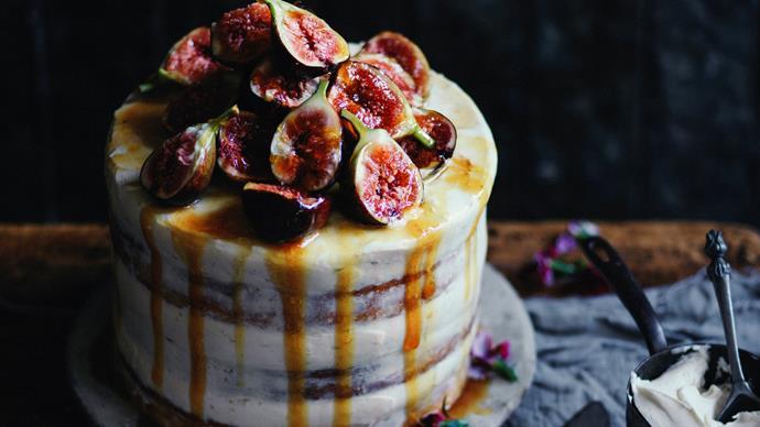 zucchini layer cake