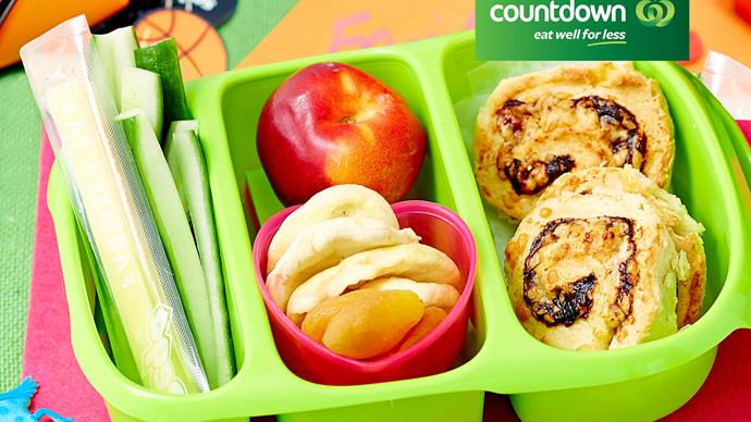 15 school lunchbox ideas that go beyond sandwiches with Countdown