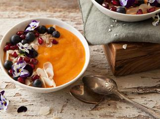 4 ways to use perfect persimmons
