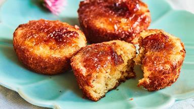 Nici's little marmalade cakes