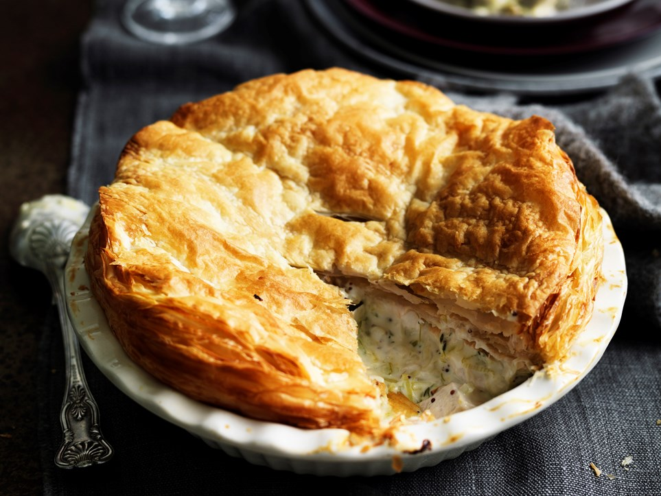 """If you're planning on making a [chicken and leek pie](https://www.womensweeklyfood.com.au/recipes/chicken-and-leek-pie-9269