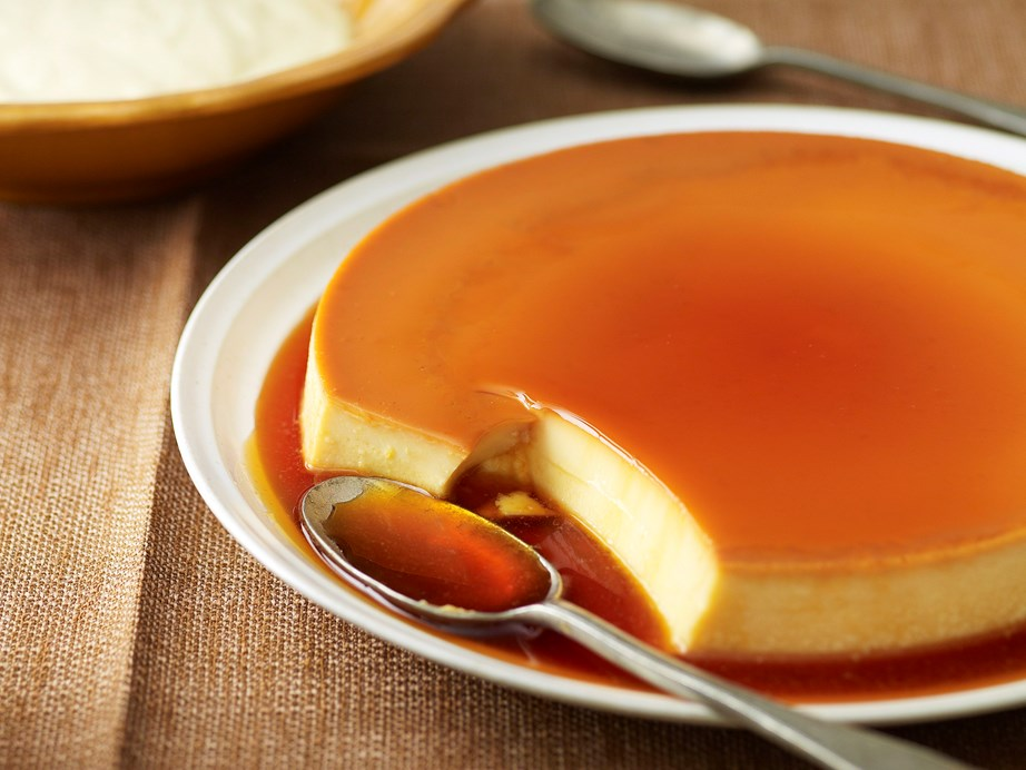 """Tender and sweet [creme caramel](https://www.womensweeklyfood.com.au/recipes/creme-caramel-14662 target=""""_blank"""") is an unbeatably iconic French dessert. This recipe makes one large creme caramel that's made to be shared."""
