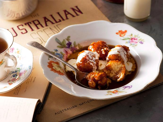 """**[Classic golden syrup dumplings](https://www.womensweeklyfood.com.au/recipes/golden-syrup-dumplings-6343