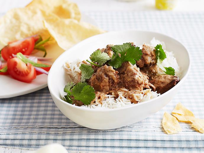 """**[Coconut pork curry](https://www.womensweeklyfood.com.au/recipes/coconut-pork-curry-15839