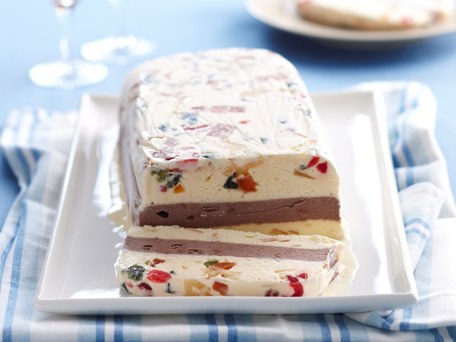 "**[Cassata](https://www.womensweeklyfood.com.au/recipes/cassata-15182|target=""_blank"")** If you thought Italian ice-cream was all about the gelato, consider this beautiful looking cassata. This sophisticated tricolour dessert will have your guests shouting ""Bravo!"" and asking for more."