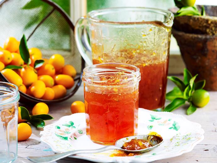"""**[Cumquat ginger marmalade](https://www.womensweeklyfood.com.au/recipes/cumquat-ginger-marmalade-6332