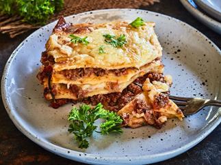 Easy gluten-free lasagne