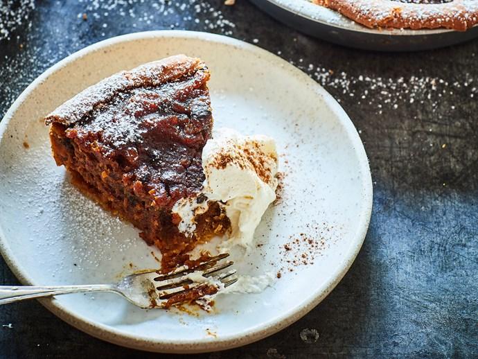 "[Spiced pumpkin pie](https://www.foodtolove.co.nz/recipes/spiced-pumpkin-pie-8510|target=""_blank"")"