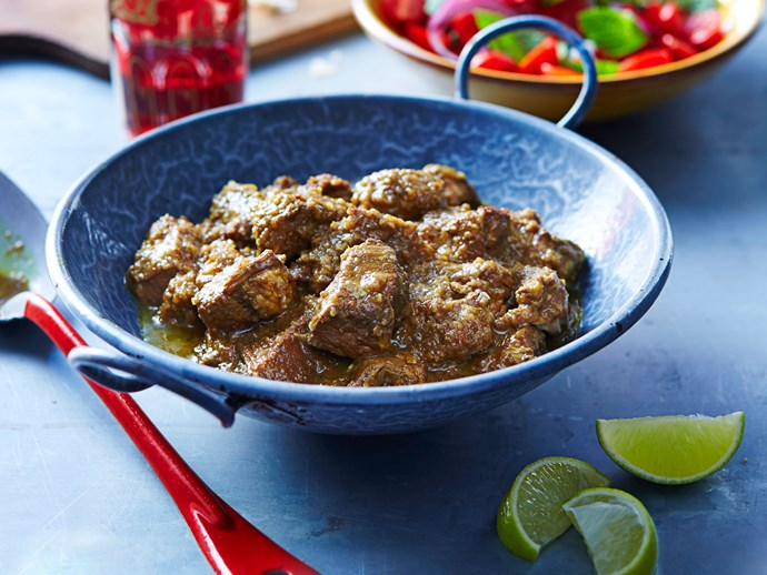 Goan pork curry