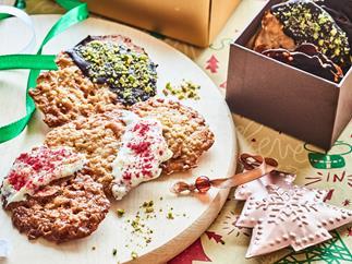 Christmas crisps