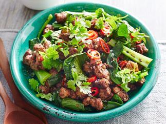 Sichuan pork belly