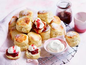 How to make the perfect scones