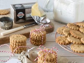 mainland gingerbread cookies