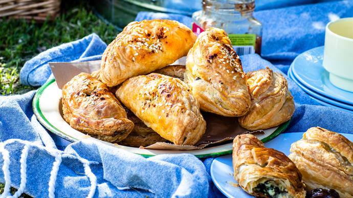 Favourite picnic hand pies