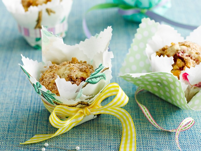 Make your own fabric muffin cases