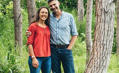 Ben Warren's lush organic garden will make you want to grow your own vegetables