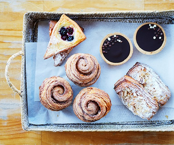 *Pastries from Bread Espresso &*
