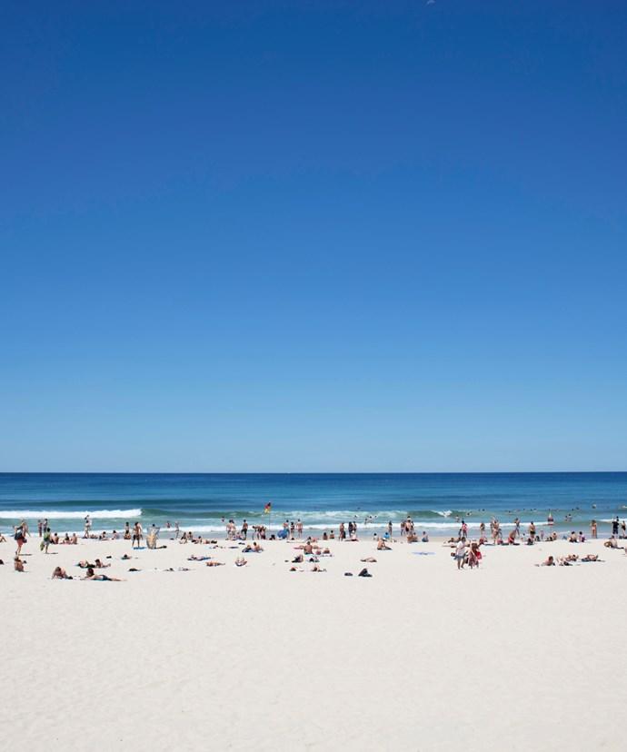 *Surfers Paradise Beach*