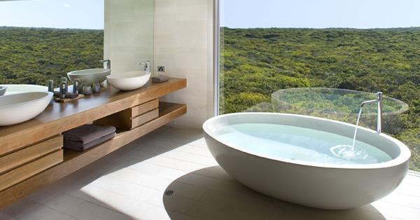 australia's best hotel baths | gourmet traveller