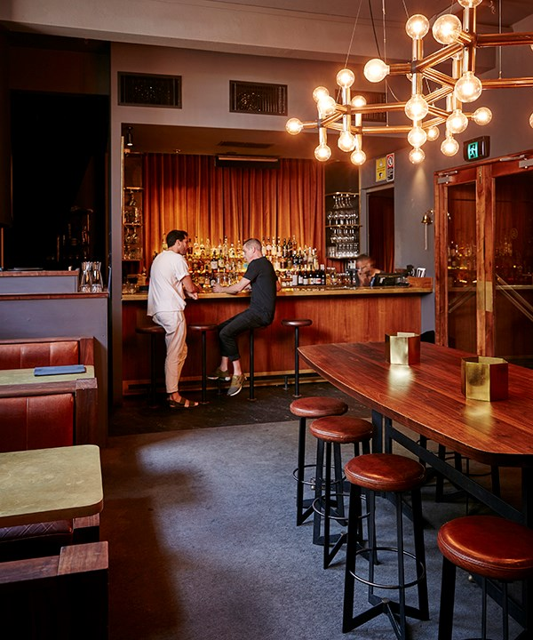 *The adjoining Golden Age Bar. Photo by Will Horner.*