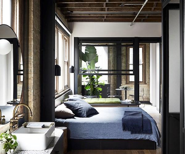 *A Sunny room. Photo by Sharyn Cairns.*