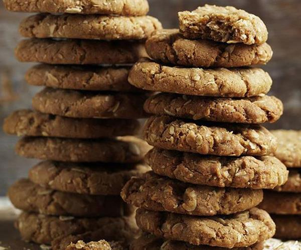 """*[A classic Anzac biscuit recipe](https://www.gourmettraveller.com.au/recipes/browse-all/anzac-biscuits-12490