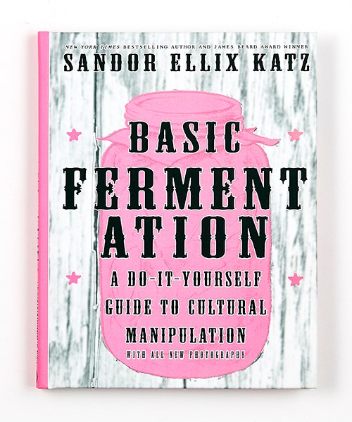 """**Basic Fermentation by Sandor Ellix Katz**   Armed with this pocket-sized guide to fermentation, pretty much any home cook can take on the likes of miso, kimchi and more. Watch out: soon the pantry will be full of jars of home-made goodies. $25, *[booktopia.com.au](https://www.booktopia.com.au/basic-fermentation-sandor-ellix-katz/prod9781621068723.html
