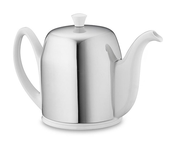 "**Guy Degrenne Salam Teapot**   Based on a design by French silversmith Guy Degrenne, this white porcelain and stainless steel teapot is a timeless addition to any tea lover's collection. Make mum's day by baking her favourite cake to go with it. $160, [williams-sonoma.com.au](http://www.williams-sonoma.com.au/insulated-porcelain-teapot|target=""_blank"")"