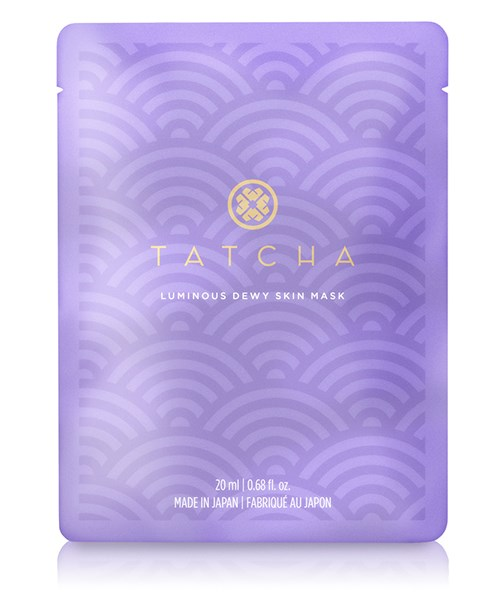 """**Tatcha Dewy Skin Mask**  A speedy refresher for tired skin, Tatcha's microfibre sheet mask gets results in just 15 minutes using a blend of Japanese ingredients, including green tea, algae and rice, as well as liquorice root extract, rice germ oil and other botanicals. Perfect for those who can't spare hours for facials. $66 for pack of four, [mecca.com.au](https://www.mecca.com.au/