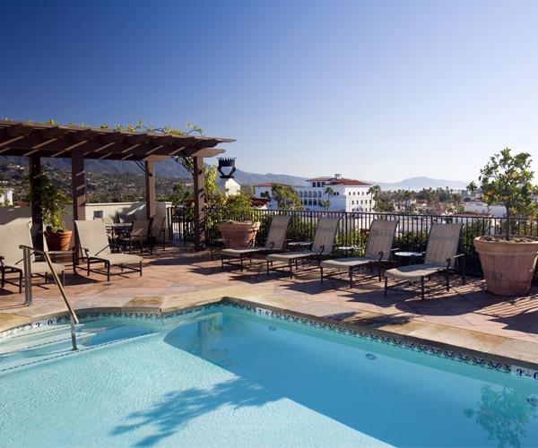 *Kimpton Canary Santa Barbara*