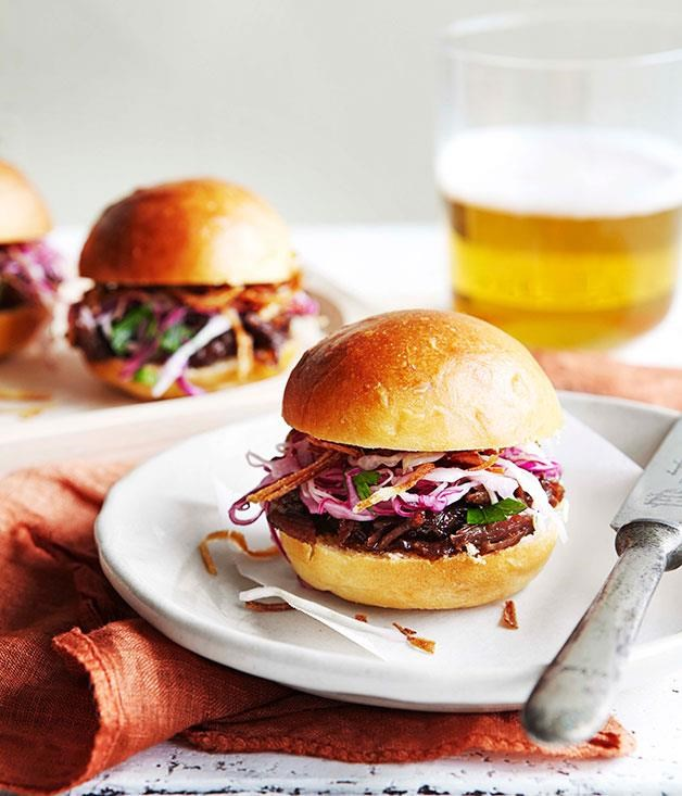 "[**Braised intercostal 3am buttermilk rolls**](https://www.gourmettraveller.com.au/recipes/chefs-recipes/braised-intercostal-3am-buttermilk-rolls-9120|target=""_blank"")"