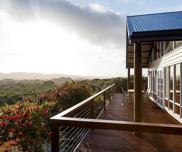 The Wardroom Cottage, Cape Howe Cottages