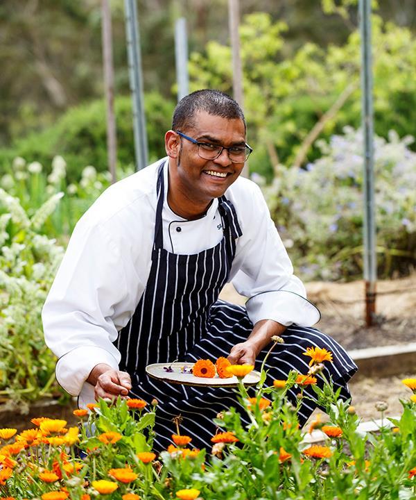Chef Silas Masih of Pepper & Salt