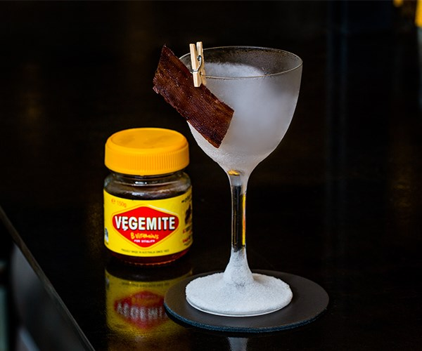 The Vegemitini at Sydney's Kensington Social
