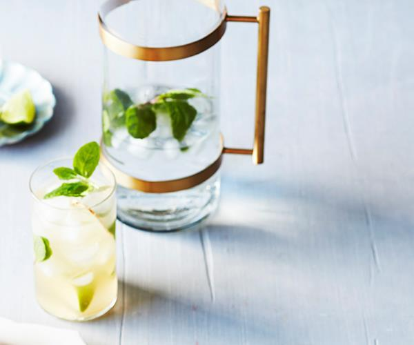 "**[Light 'n' Stormy](https://www.gourmettraveller.com.au/recipes/browse-all/light-n-stormy-16018|target=""_blank"")** <br> You've heard of the Dark 'n' Stormy, but why not try it with navy-strength gin instead of rum?"